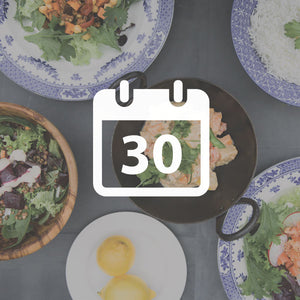 30-Day Vegan Starter Plan