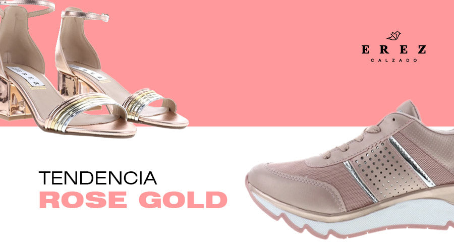 OBSESIÓN ROSE GOLD MARCA TENDENCIA