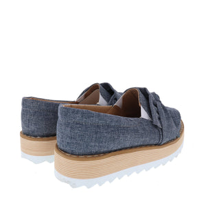 Slip-on Denim
