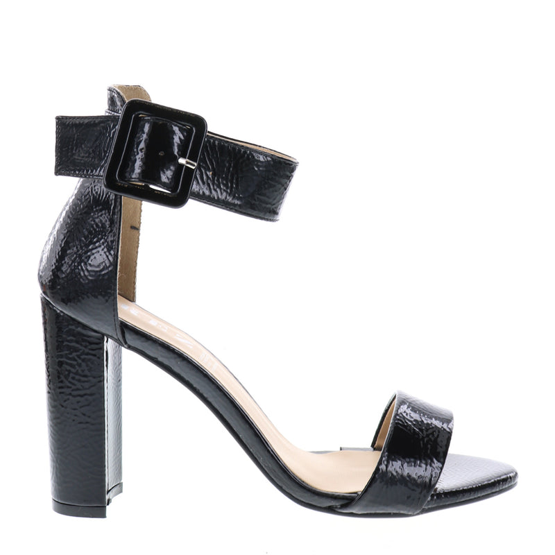 Sandalias Ankle Black