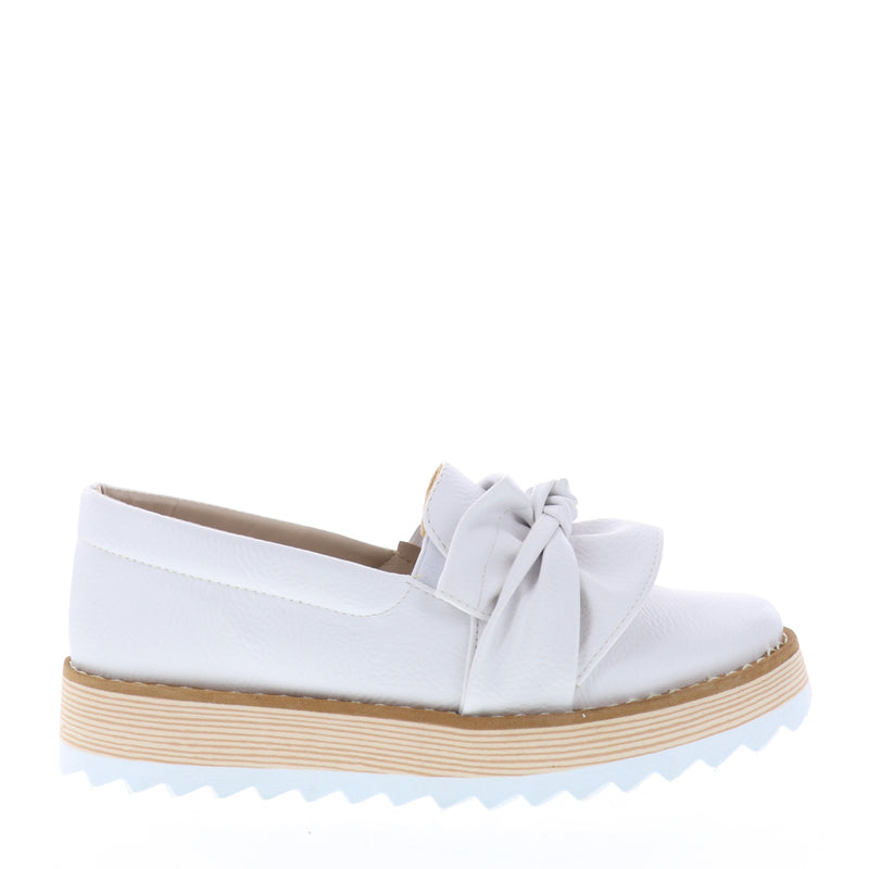 Slip-on Blanco