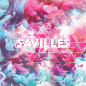 The Savilles - Something Strange CD