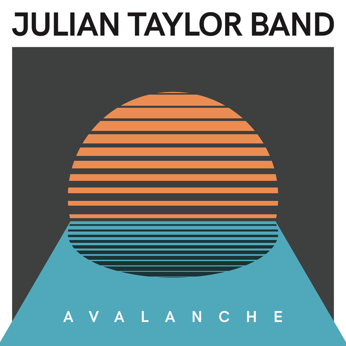 Julian Taylor Band - Avalanche CD