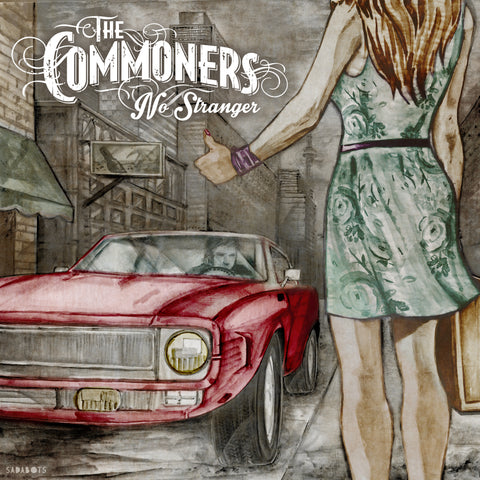 CD - The Commoners - No Stranger (2015)