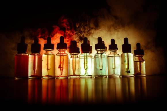 can expired e-liquid hurt me?