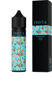 Fruitia - Passion Guava Punch 60ML