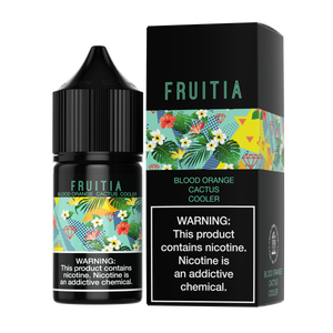 Fruitia Salts - Blood Orange Cactus Cooler 30ML