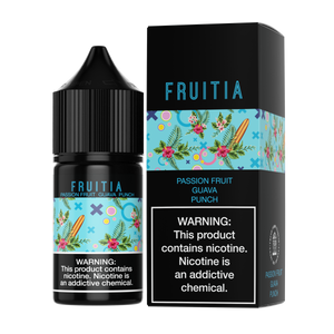 Fruitia Salts - Passion Guava Punch 30ML