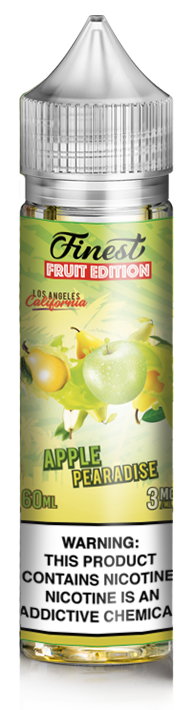 The Finest Fruit Edition - Apple Pearadise 60ML