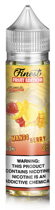 The Finest Fruit Edition - Mango Berry 60ML