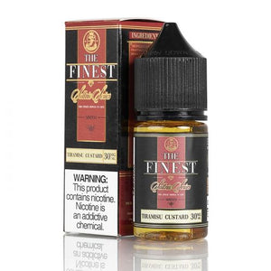 The Finest SaltNic - Tiramisu Custard 30ML
