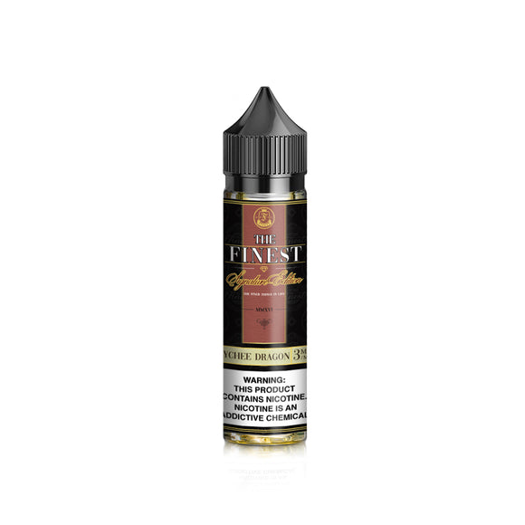 The Finest Signature Edition - Lychee Dragon 60ML
