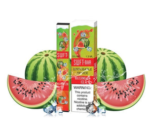SWFT Bar Disposable Pen - Watermelon Ice 1.3ML 50mg