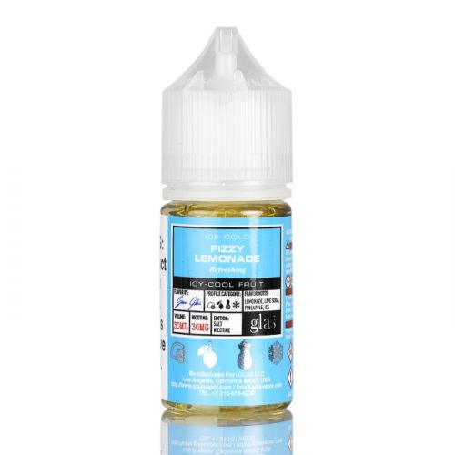 Basix Nic Salt - Fizzy Lemonade 30ML