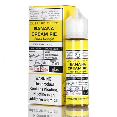 Basix - Banana Cream Pie 60ML