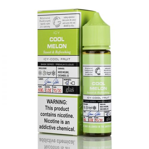 Basix - Cool Melon 60ML