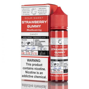 Basix - Strawberry Blast 60ML
