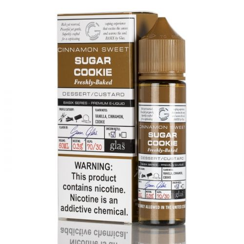 Basix - Sugar Cookie 60ML