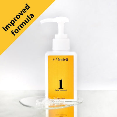 Improved Formula for Facial Treatment
