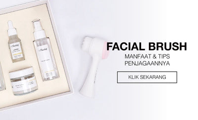 IFLAWLESS FACIAL BRUSH - APA MANFAAT FACIAL BRUSH & TIPS PENJAGAANNYA