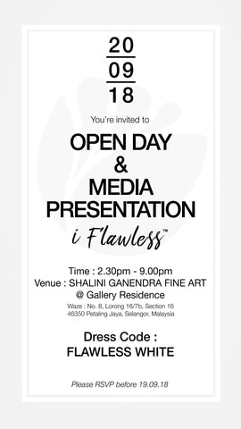 iFlawless Open Day