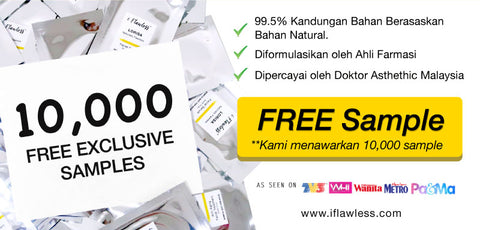 iFlawless Free Sample