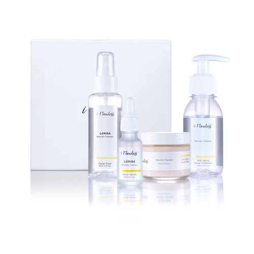 iFlawless Skin Care Fullset