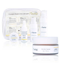 Load image into Gallery viewer, iFlawless Facial Scrub LORISA® + iFlawless Skin Care Trial Set