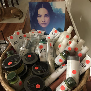 Customers Help BRAWS, with each purchase of Dara Global Arts Gallery NuSkin Product