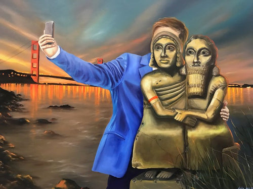 A Selfie with History