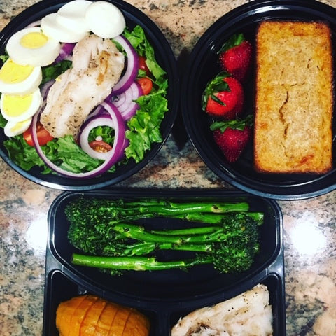 Simply Delicious Meal Prep