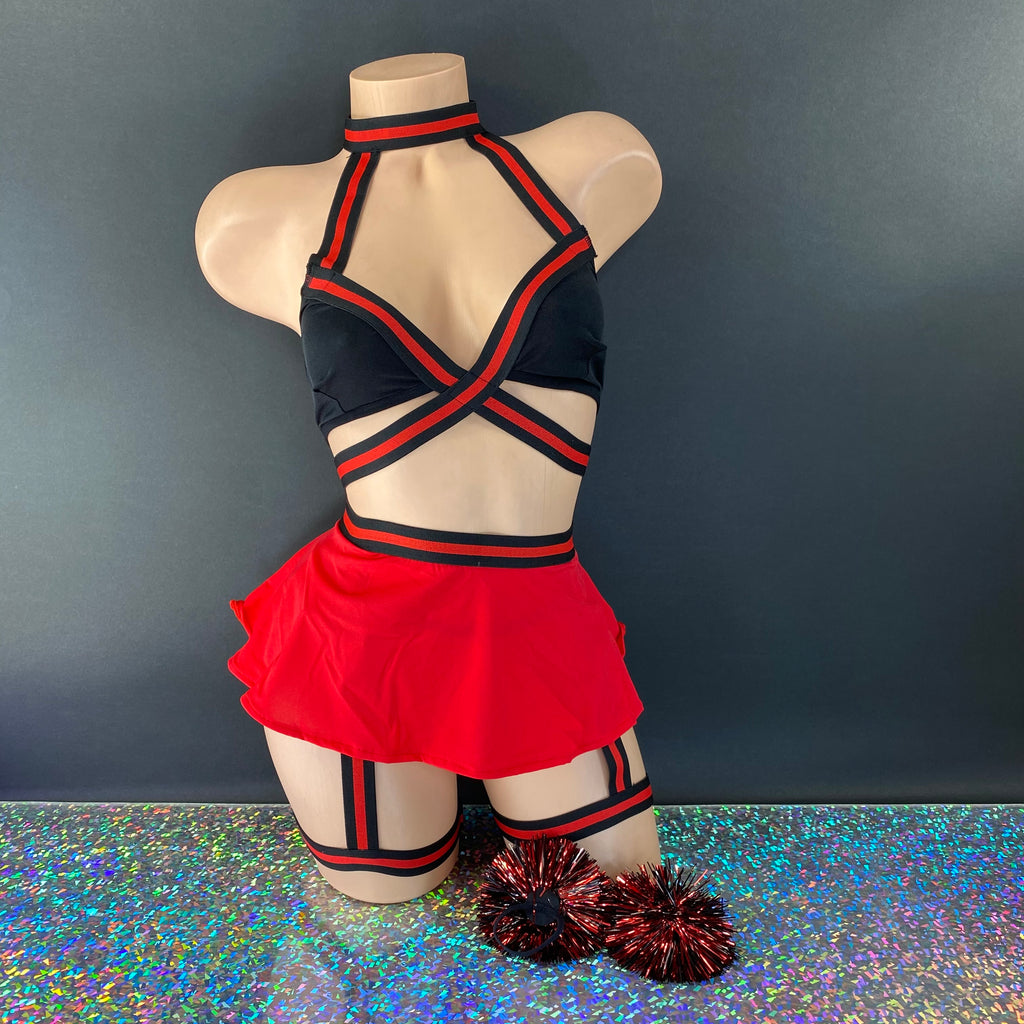 Cheer Captain Cutie - Golddiggers Boutique