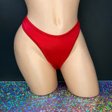 High Waisted Thongs | Various Colors - Golddiggers Boutique