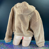 Warm-Me-Up Teddy Coat - Golddiggers Boutique