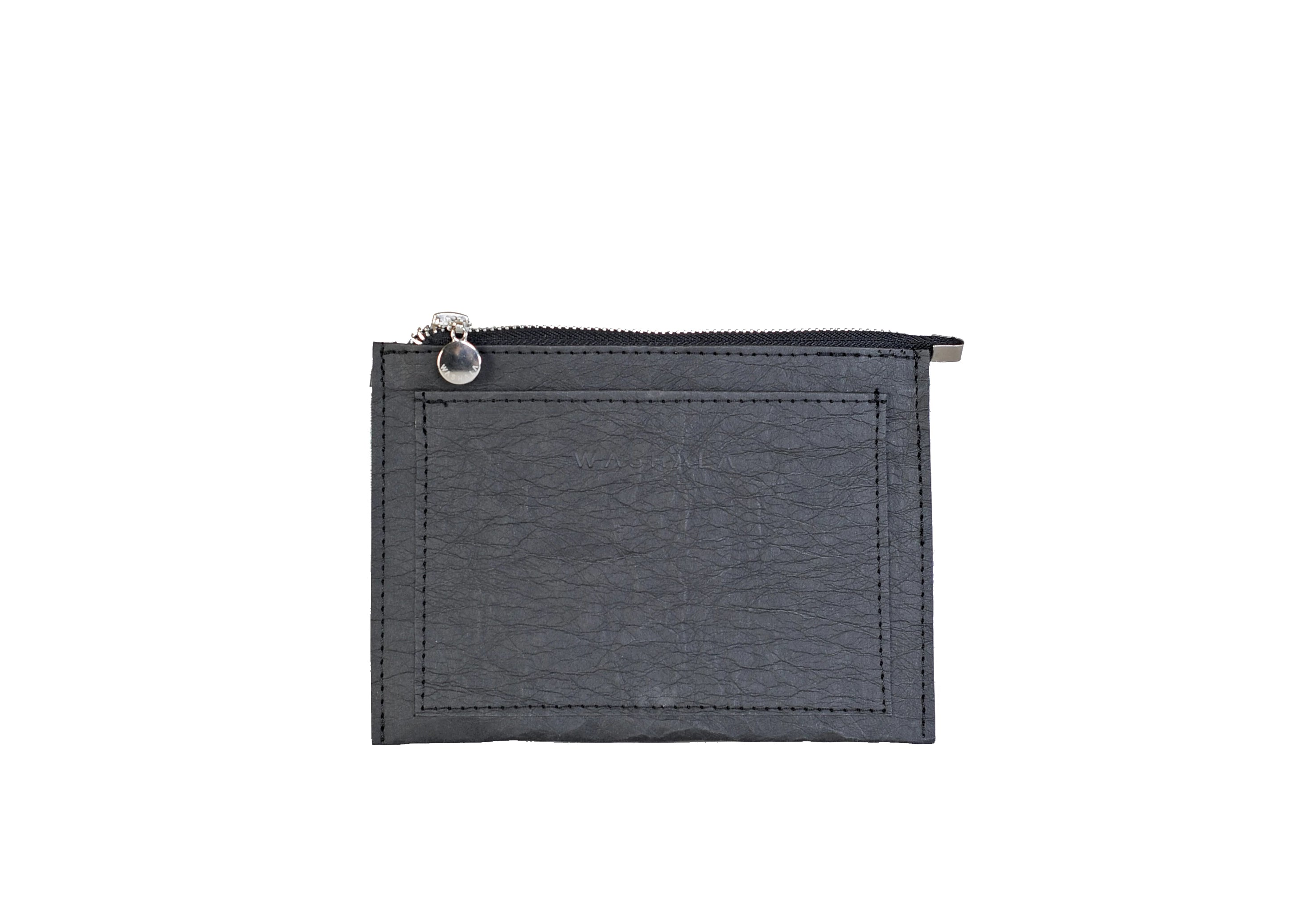 AGED BLACK POUCH
