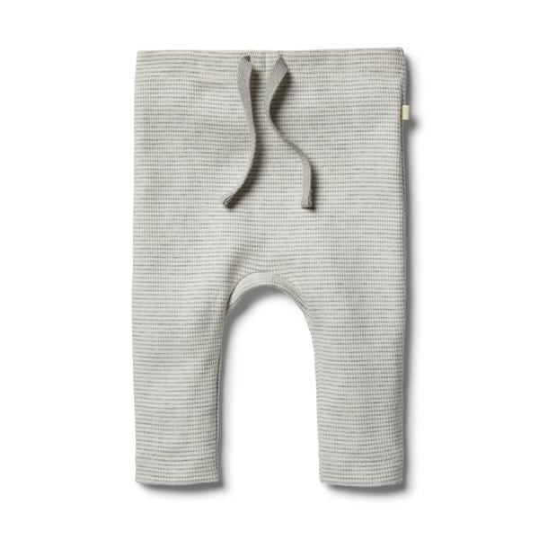 Wilson And Frenchy Organic Cloud Grey Legging