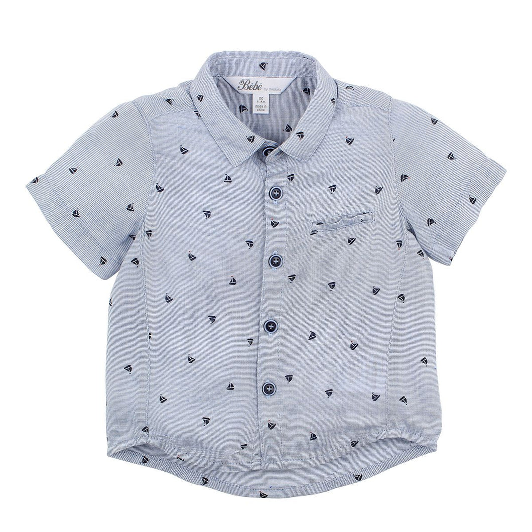 Bebe Harry Boat Shirt