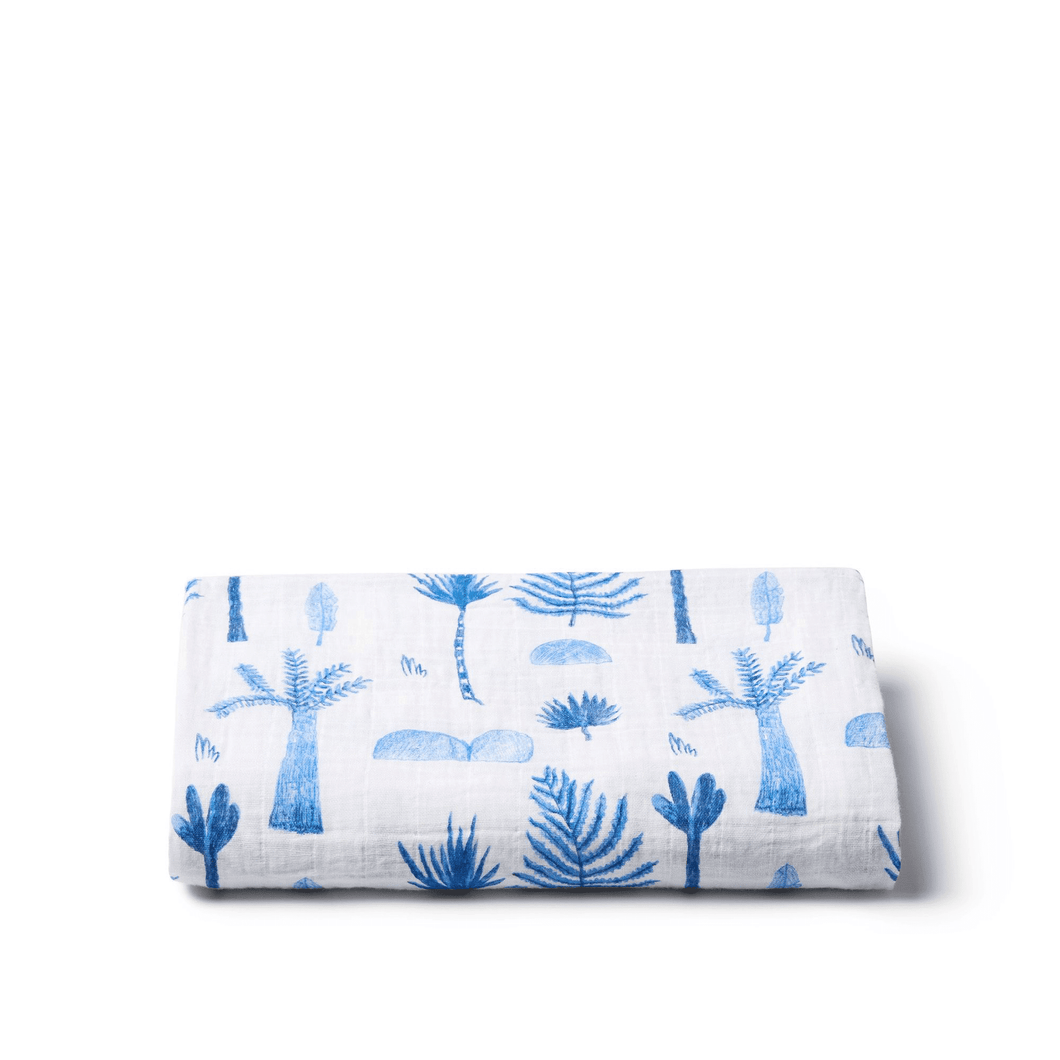 Wilson And Frenchy Muslin Wrap Jungle Print