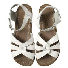 Load image into Gallery viewer, Saltwater Sandals Original Adults White