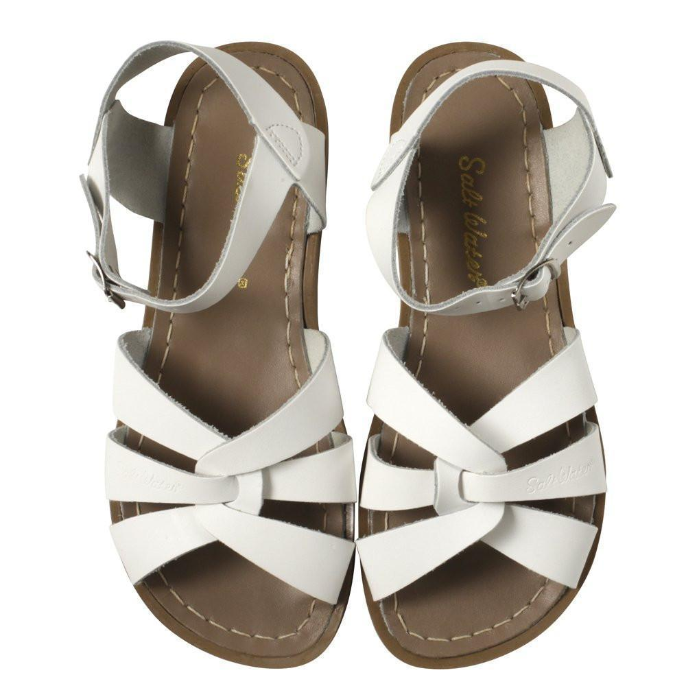Saltwater Sandals Original Adults White