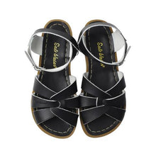 Load image into Gallery viewer, Saltwater Sandals Original Adults Black