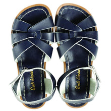 Load image into Gallery viewer, Saltwater Sandals Navy