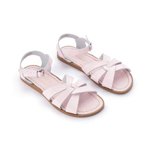 Load image into Gallery viewer, Saltwater Sandals Original Adults Shiny Pink
