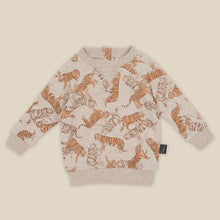 Load image into Gallery viewer, KaPow Toasted Tigers Sweater