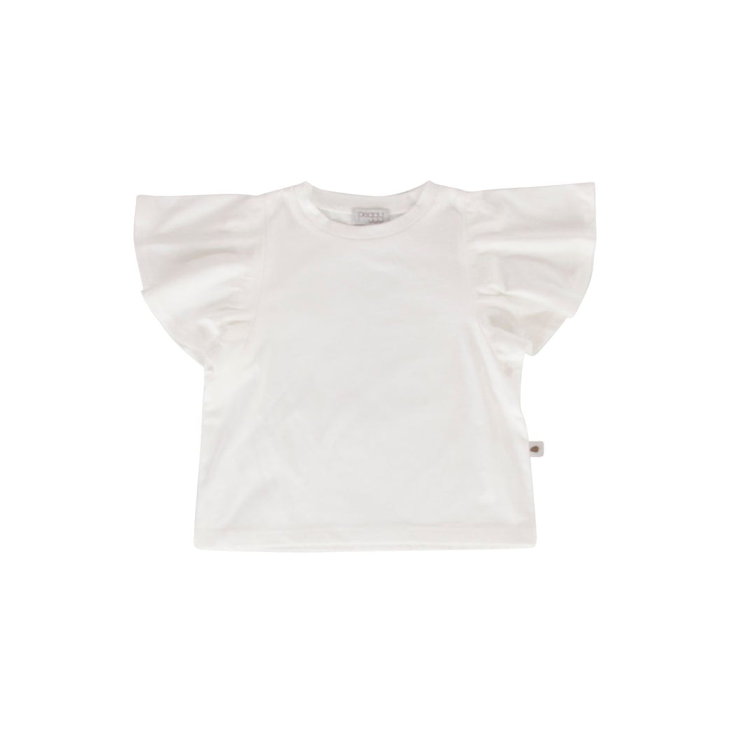 Peggy Belle Tee White