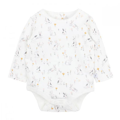 Fox & Finch Cotton Tail Rabbit Bodysuit