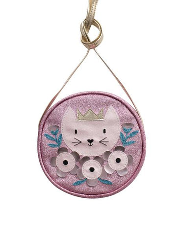 Billy Loves Audrey Springtime Kitty Cat Cross Over Bag