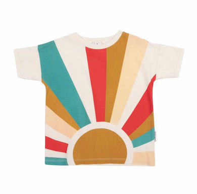 Goldie + Ace Sunrise Tee
