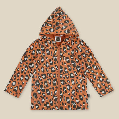 KaPow Kids Wilds Chocolate Raincoat