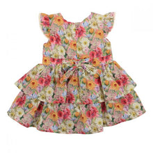 Load image into Gallery viewer, Bebe Liberty Tiered Dress
